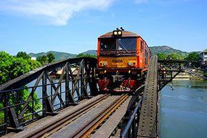 Ο σιδηρόδρομος του θανάτου, Death Railway