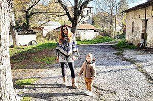 Άννα Παπαρίζου Dreamista, το μοναδικό ελληνικό Family Travel Βlog