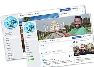 TravelPan Facebook