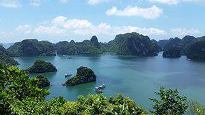 Halong Bay Vietnam, Βιετνάμ