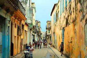 Havana Streets Cuba, Κούβα