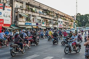 Σαϊγκόν, Βιετνάμ