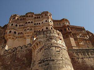 Ινδία κάστρο, India