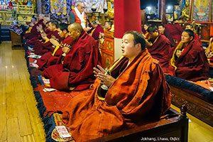 Ναός Jokhang, Lhasa, Θιβέτ