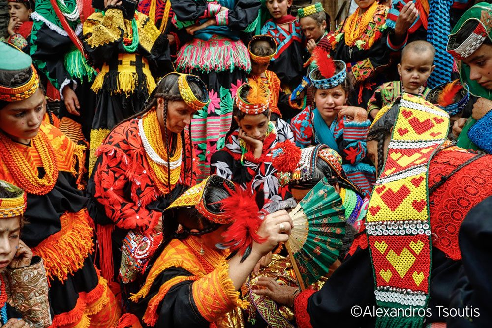 Kalash Tribe Pakistan, Alexandros Tsoutis Photography
