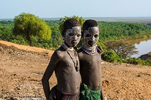 Karo Tribe, Aιθιοπία