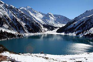Καζακστάν Tian Shan Kazakhstan