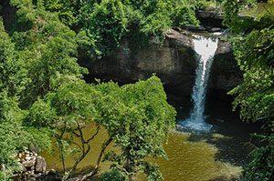 Haew Suwat Waterfall (Pak Chong)