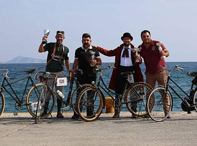 Κλασικοί Ποδηλάτες