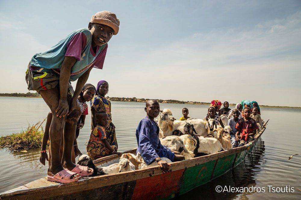 Lake Chad, Alexandros Tsoutis Photography