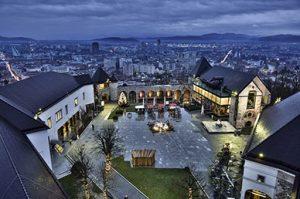 Λιουμπλιάνα (Ljubljana), Σλοβενία