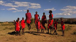 Maasai people, Kenya Κένυα