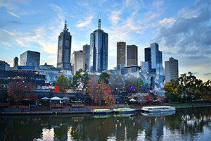 Μελβούρνη Melbourne Αυστραλία