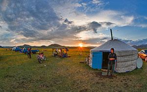 Mongolia Μογγολία