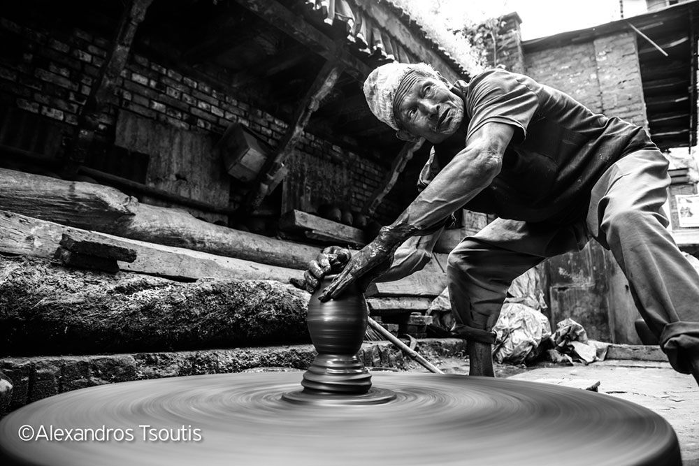 Kathmandu, Capital of Nepal, Alexandros Tsoutis Photography