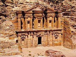 Petra, Jordan, MotoRiders Club