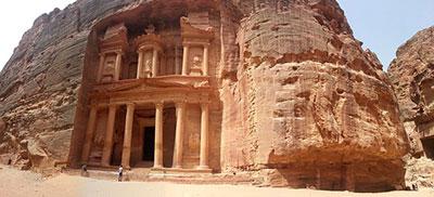 Petra, Jordan, Πέτρα Ιορδανία