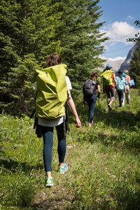 πεζοπορία trekking