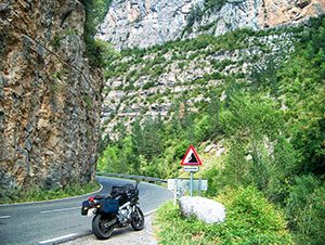 Pyrenees Mountain range in Europe, MotoRiders Club