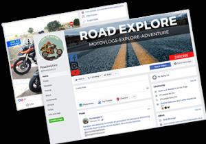Road Explore Motovlogs