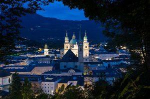 Σάλτσμπουργκ (Salzburg) Αυστρία