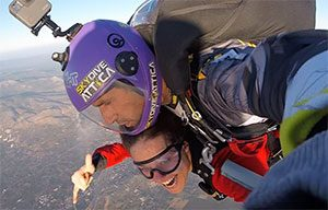 Skydive Attica