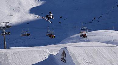 St. Moritz Ελβετία
