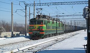 Υπερσιβηρικός σιδηρόδρομος, Trans-Siberian Railway Network
