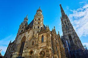 St. Stephen's Cathedral, Vienna, Austria Αυστρία, Βιέννη