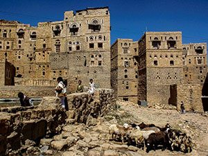 Where is Lina? Yemen