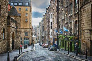 Edinburgh Capital of Scotland