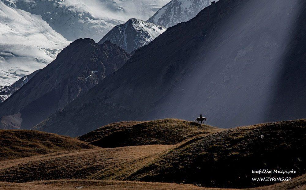 Kyrghyzstan – Lenin Peak camp