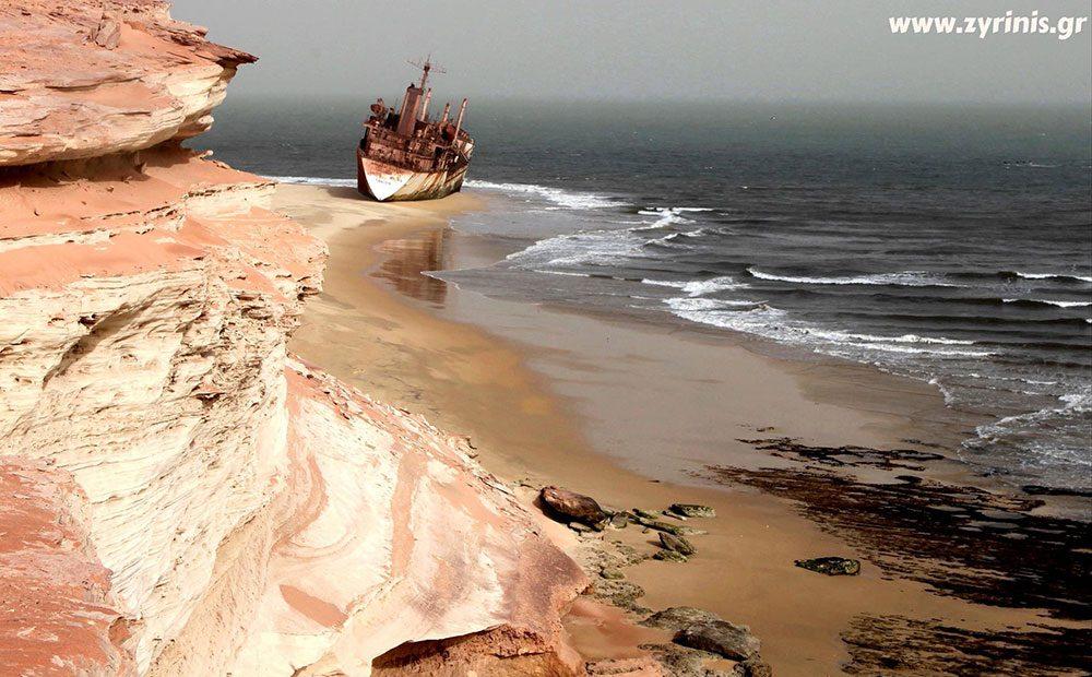 Mauritania – Cap Blanc