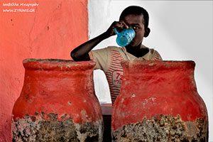 Sudan Nubian Village