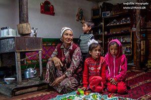 Tajikistan in Central Asia