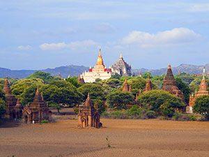 Ananda Temple, ένας από τους πιο όμορφους ναούς του Bagan