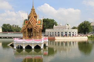 Παλάτι Μπανγκ Πα Ιν, Bang Pa In Palace Ayutthaya Thailand