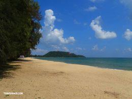 Bang Saphan στην Δυτική Ταϊλάνδη