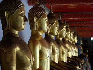 Βουδιστικοί Ναοί της Μπανγκόκ, Bangkok