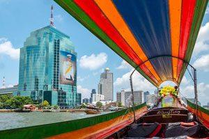 Συγκοινωνίες της Μπανγκόκ, Bangkok