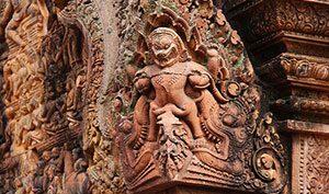 Ναός Banteay Srei, Ανγκόρ Βατ, Καμπότζη, pixabay
