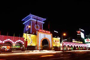 Bến Thành Market, HCMC Vietnam, Saigon