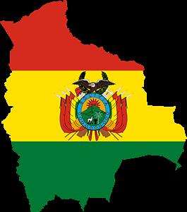 Βολιβία, Bolibia Map, pixabay