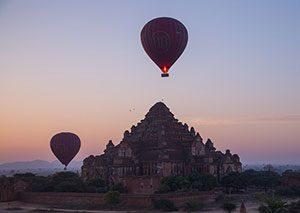 Bagan Burma Myanmar