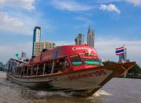 Συνοικία και Περιοχή Τονμπουρί της Μπανγκόκ