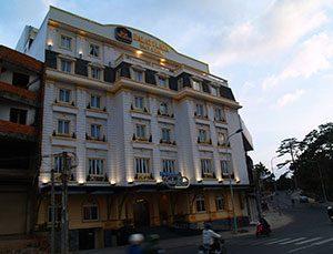 Ξενοδοχεία και καταλύματα Νταλάτ