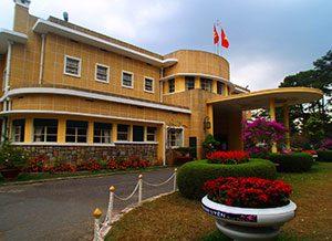 Το παλάτι του Νταλάτ, Bao Dai Summer Palace