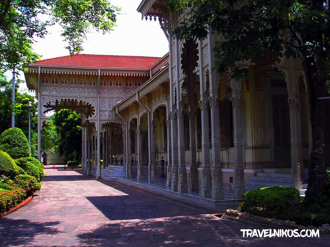 Συνοικία Ντούσιτ της Μπανγκόκ