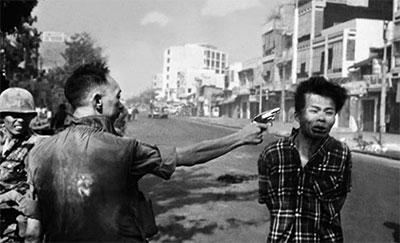 Η εν ψυχρώ εκτέλεση του Βιετκόνγκ