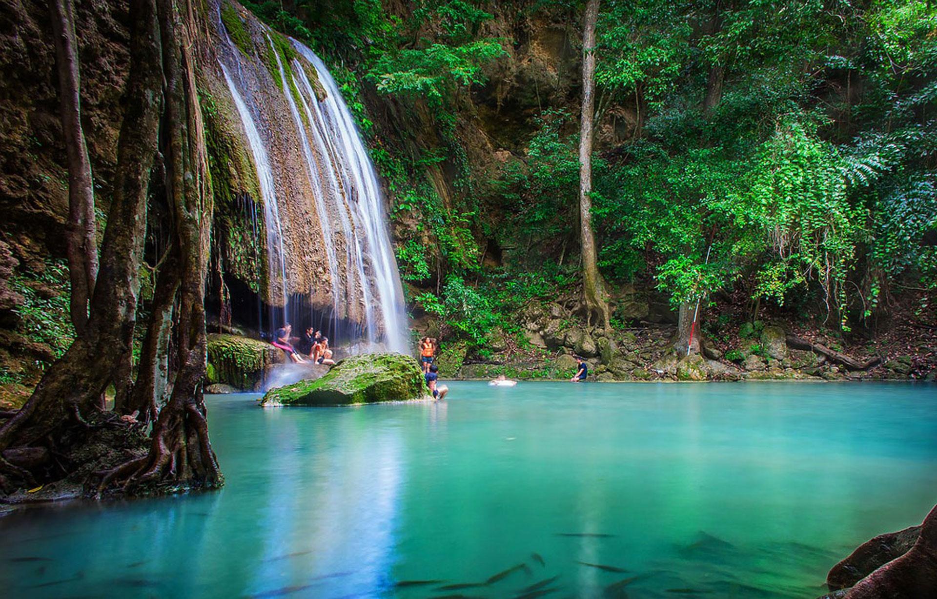 Εθνικό πάρκο Έραβαν, Ταϊλάνδη